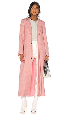 Samantha Long Coat Lovers + Friends $298 NEW ARRIVAL