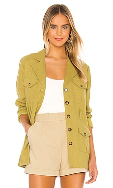 BLOUSON HUDSON Lovers + Friends $67