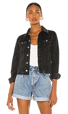 BLOUSON EN JEAN BRANDONN Lovers + Friends $198