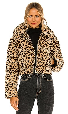 Brynlee Puffer Jacket Lovers + Friends $298