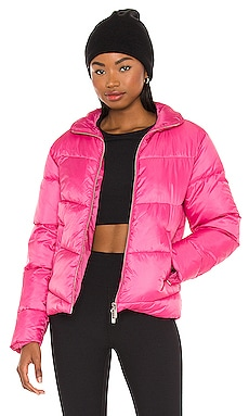 Maggie Puffer Jacket Lovers + Friends $168