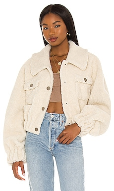 Nara Cropped Jacket Lovers + Friends $248