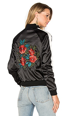 x REVOLVE The Worldwide Bomber in Botanical Floral