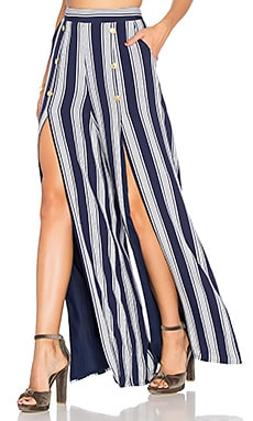 Farewell Pants in Stripe
