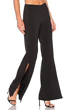 x REVOLVE Slash Pants in Black