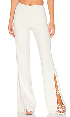 x REVOLVE Slash Pants in Bone