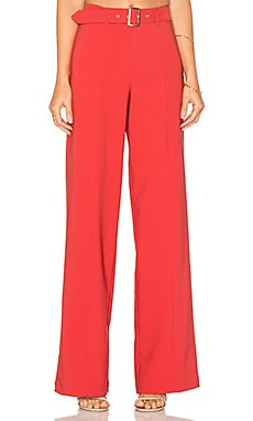 x REVOLVE Angeli Pants in Paprika