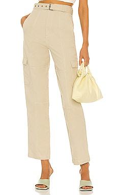 Eden Cargo Pant Lovers + Friends $188 NEW