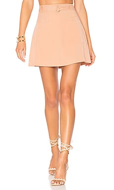 Brighton Skirt in Dusty Pink
