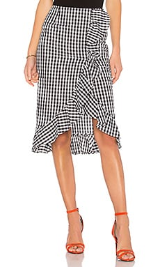 x REVOLVE Suffolk Skirt