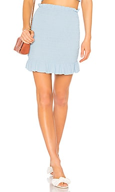 Monaco Skirt Lovers + Friends $128 BEST SELLER