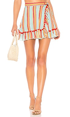 Alicia Skirt Lovers + Friends $118