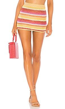 Sunset Sweater Skirt Lovers + Friends $132