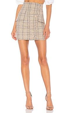 Lala Mini Skirt Lovers + Friends $54