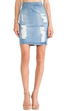 Miles Denim Skirt