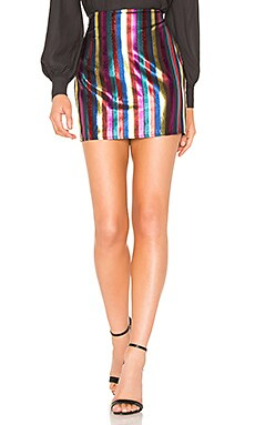 Pia Mini Skirt Lovers + Friends $83