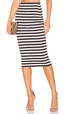 Karlie Midi Skirt Lovers + Friends $67