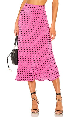 Madalena Midi Skirt Lovers + Friends $158