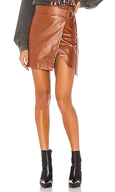 Kyrie Mini Skirt Lovers + Friends $178