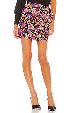 Soren Mini Skirt Lovers + Friends $158
