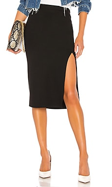 Aubrey Midi Skirt Lovers + Friends $98 BEST SELLER