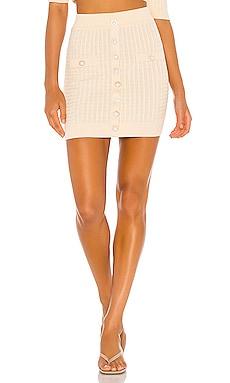 Bella Mini Skirt Lovers + Friends $155