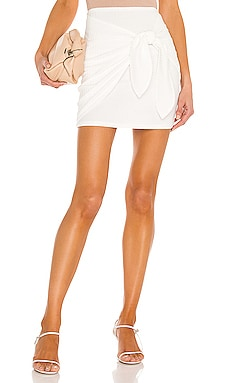 Morby Mini Skirt Lovers + Friends $88