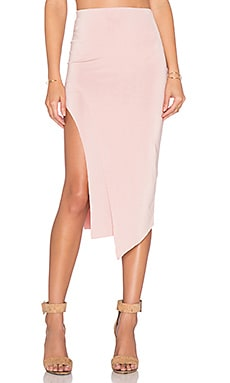 Lovers + Friends x REVOLVE Bridgette Midi Skirt in Mauve