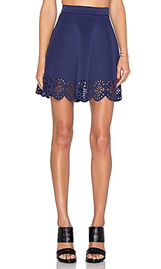 Lovers + Friends x REVOLVE Carly Skirt in Navy