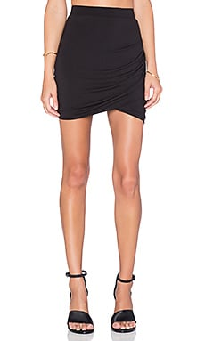 Lovers + Friends x REVOLVE Voyage Skirt in Black