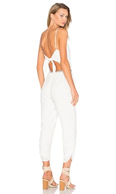 Farrah Jumpsuit in Ivory