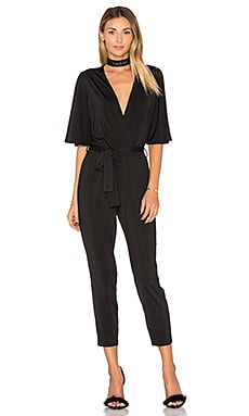 Kylie Jumpsuit in Black