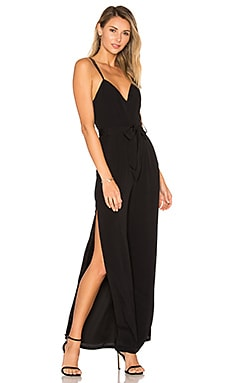 Charisma Jumpsuit in Black