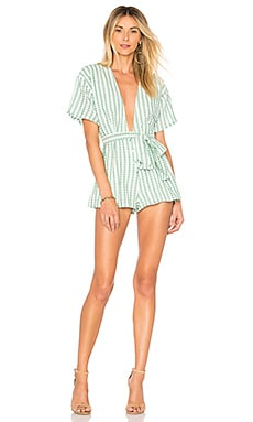Simon Romper Lovers + Friends $148