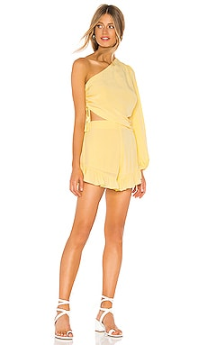 Mayer Romper Lovers + Friends $178 BEST SELLER