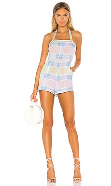 Brice Romper Lovers + Friends $101