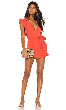 Jill Romper Lovers + Friends $158 BEST SELLER