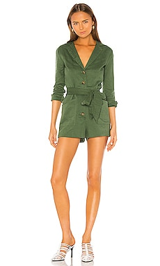 Kathy Romper Lovers + Friends $198