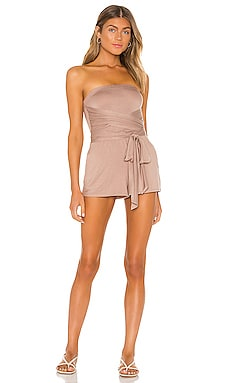 Sunshine Romper Lovers + Friends $118