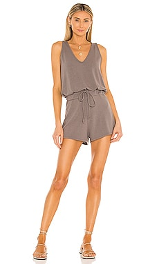 Easy Breezy Romper Lovers + Friends $128