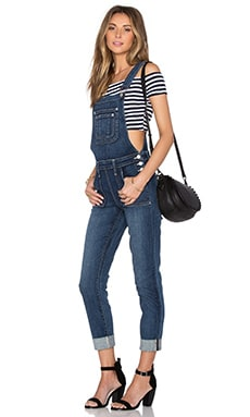 Ethan Overalls Lovers + Friends $96