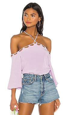 Cabana Top Lovers + Friends $168 NEW ARRIVAL