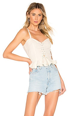 Stacey Top Lovers + Friends $32 (FINAL SALE)
