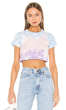 T-SHIRT CROPPED Lovers + Friends $98