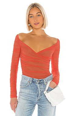 Timber Bodysuit Lovers + Friends $138 NEW ARRIVAL
