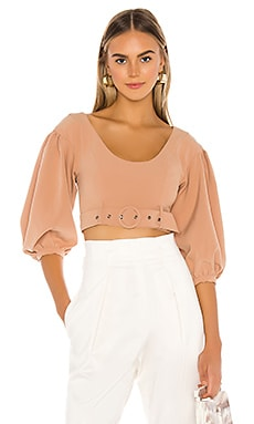 Sabina Top Lovers + Friends $158 NEW ARRIVAL