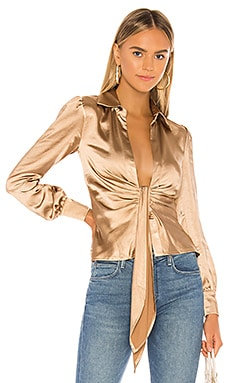 Oliver Top Lovers + Friends $148 NEW ARRIVAL