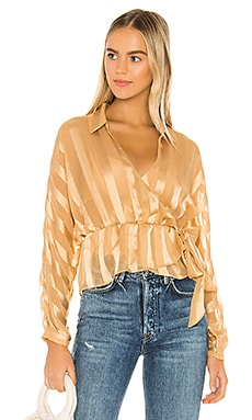 Stratus Top Lovers + Friends $138 NEW ARRIVAL