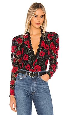 Darla Bodysuit Lovers + Friends $180