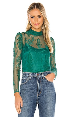 Minka Lace Top Lovers + Friends $168 NEW ARRIVAL